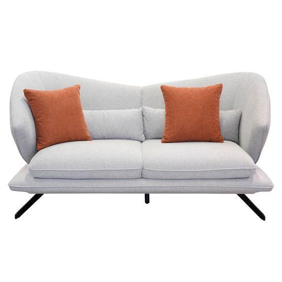 Sofa-2P-Tasha-con-dos-cojines---Gris