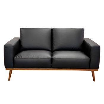 Sofa-2P-Valencia---Negro