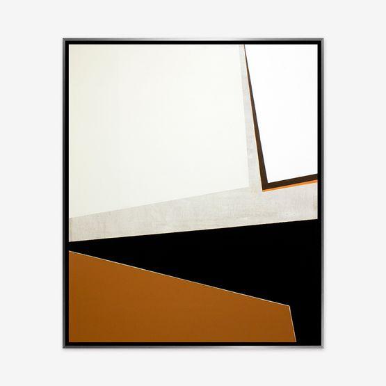 Cuadro-Abstracto-sobre-canvas-Mostaza-combinando